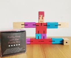 puzzle boy lila